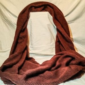 "HM Infinity Scarf Halloween Colors, 37"" x 26.5"", k"